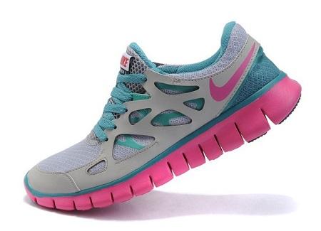 Buty do biegania damskie od firmy Nike.