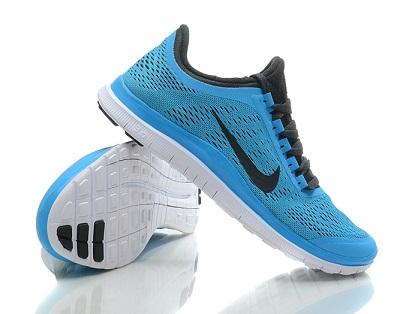 Buty męskie do biegania marki Nike.