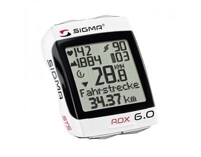 Licznik rowerowy bezprzewodowy z pulsometrem i licznikiem kalorii.