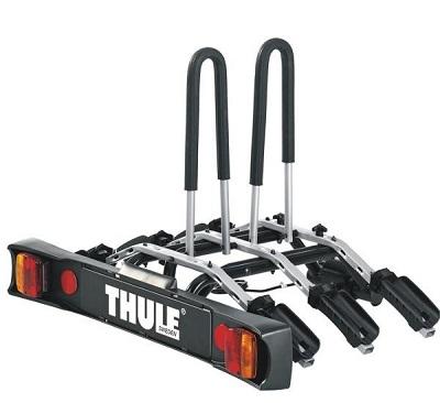 Bagażnik rowerowy firmy Thule.